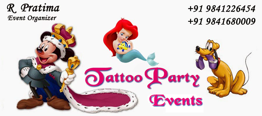 Tattoo Party Events