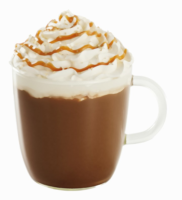 Ristretto Bianco is Starbucks latest offering. ~ Mix of Everything