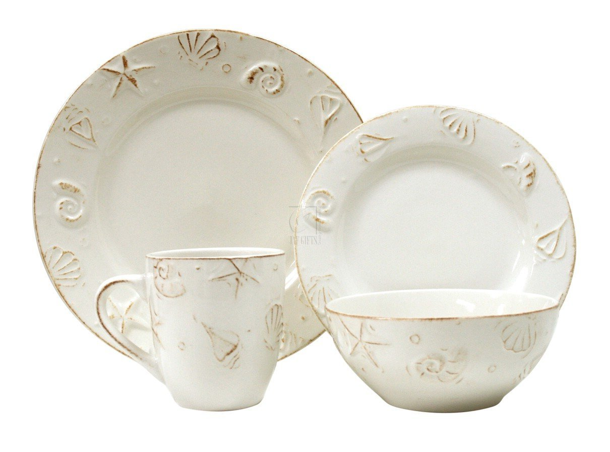 Thomas Pottery White Available Here  sc 1 st  Life Styles Book - Blogger & Life Styles Book: Beach Themed Dish Sets