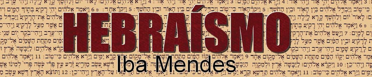 Iba Mendes - Língua Hebraica