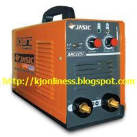 ARC225I(IGBT) เครื่องเชื่อม JASIC