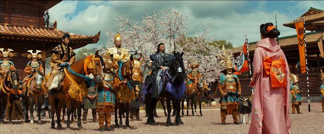 La Leyenda del Samurai 47 Ronin ya en cines
