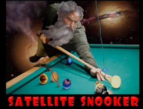 ground zero: satellite snooker, lucifer rising & more