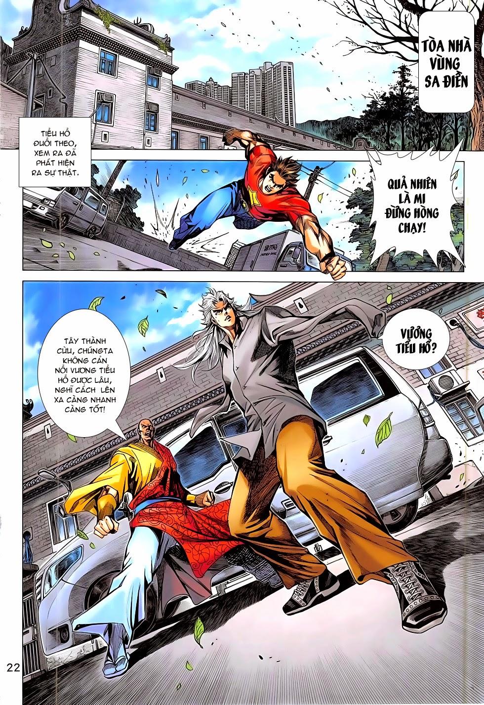 Tân Tác Long Hổ Môn chap 781 Trang 22 - Mangak.info