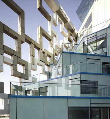 hotel architectuur