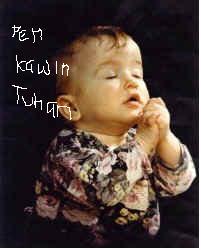 Pengaduan Anak Kecil Lucu Pada Tuhan1