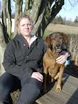 Pia og Hund