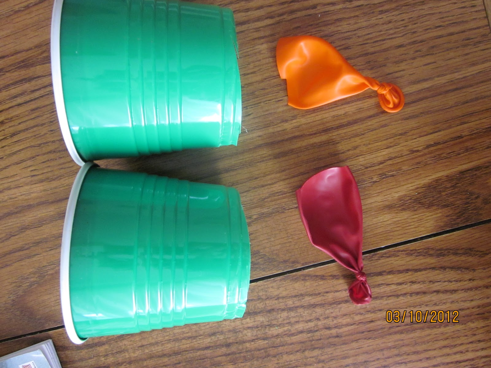 how to make a marshmallow shooter with a cup