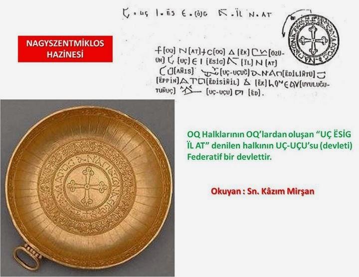 Prof. Dr. Kâzım Mirşan'ın -Alfabetik Yazı Başlangıcı- kitabından
