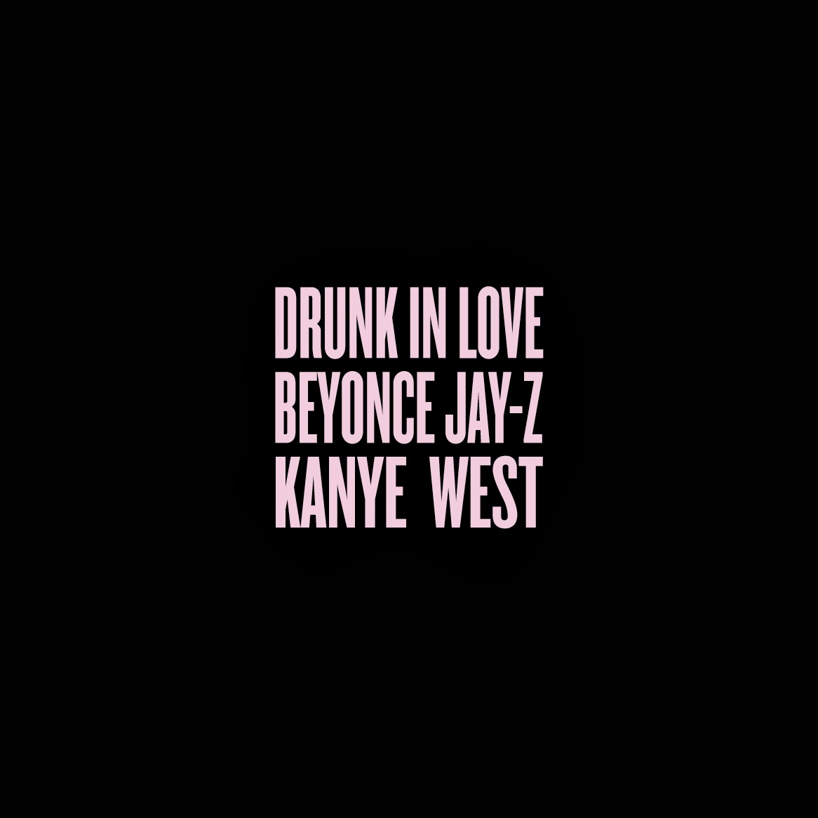 Drunk in love diplo remix album cover