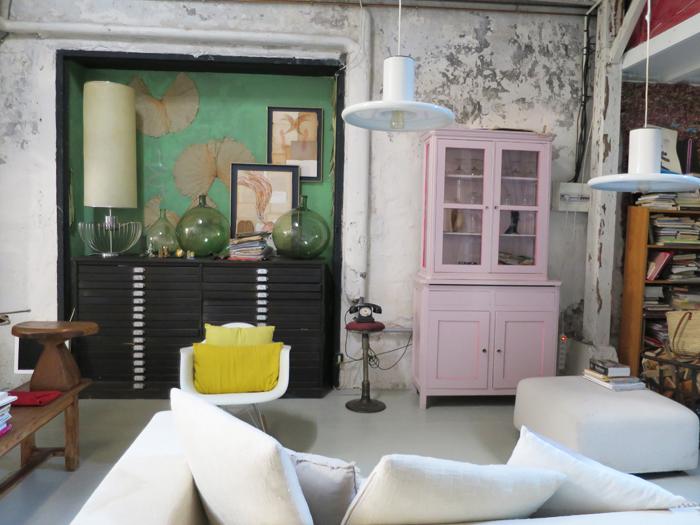 réhabilitation ancienne usine de textile Paris