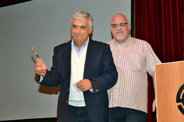 Entrega Premio ARGENTORES