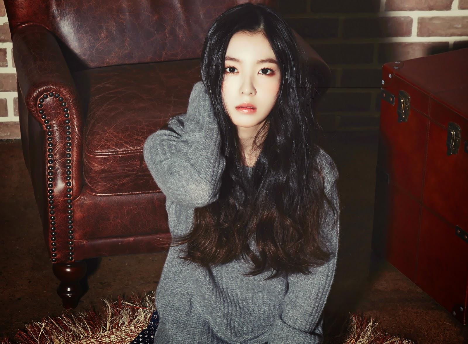 Irene Red Velvet IZE& December 2014