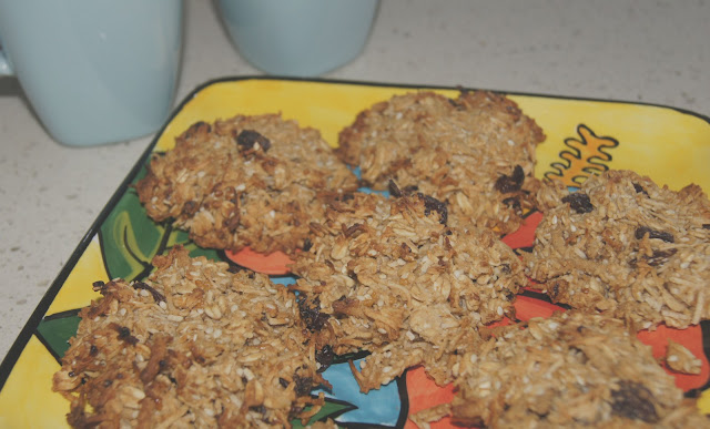 DSC060971 - Healthy Muesli Cookies
