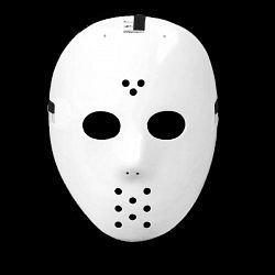White Hockey Mask Jason