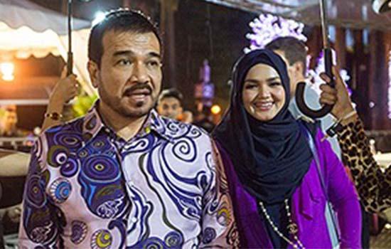 Jawapan Siti Nurhaliza Apabila Ditanya Isu politik