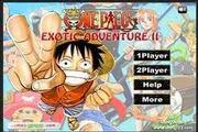 لعبة مغامرات ون بيس الغريبة 2 One Piece Exotic Adventure