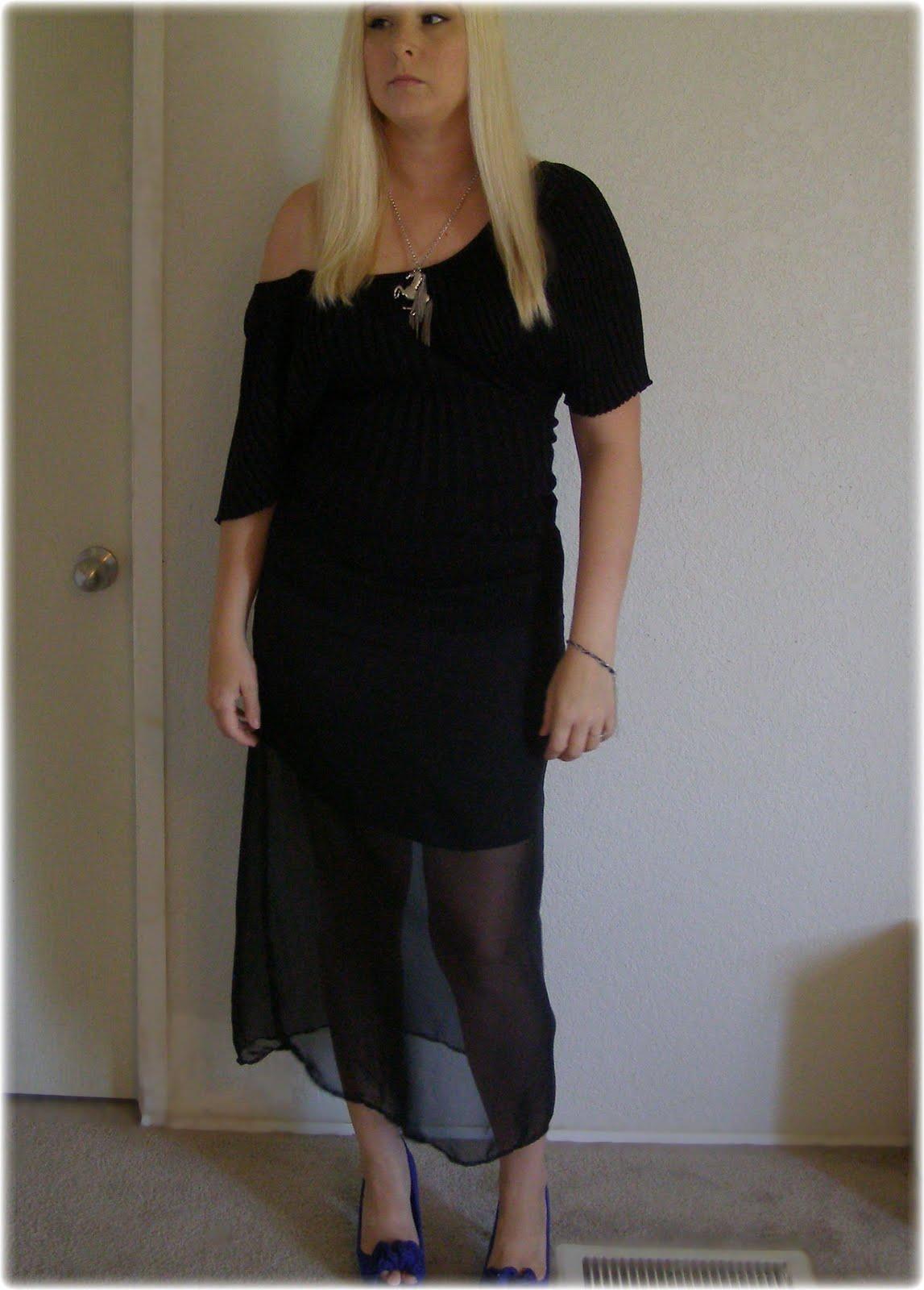 foxblog diy how to make a sheer maxi skirt