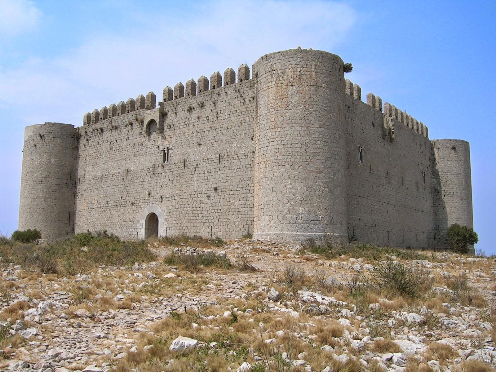Castell del Montgrí (El repte dels 100 cims)