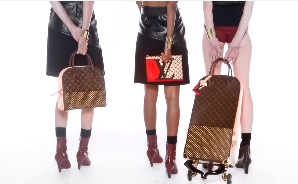 Louis Vuitton Celebrates the Monogram with the Icon and Iconoclasts Project