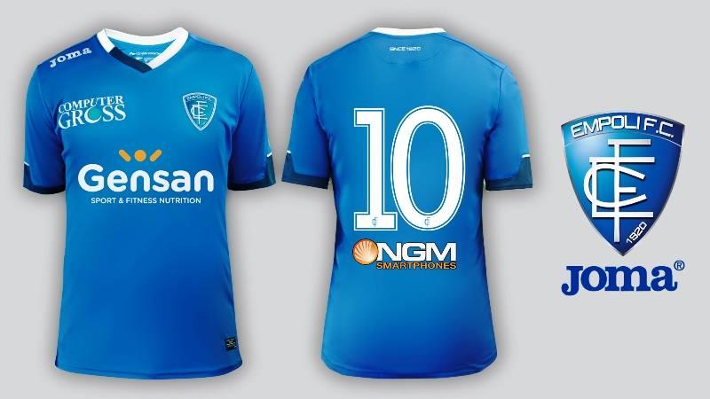 efb0c33de2 Firmate da JOMA le nuove maglie azzurra