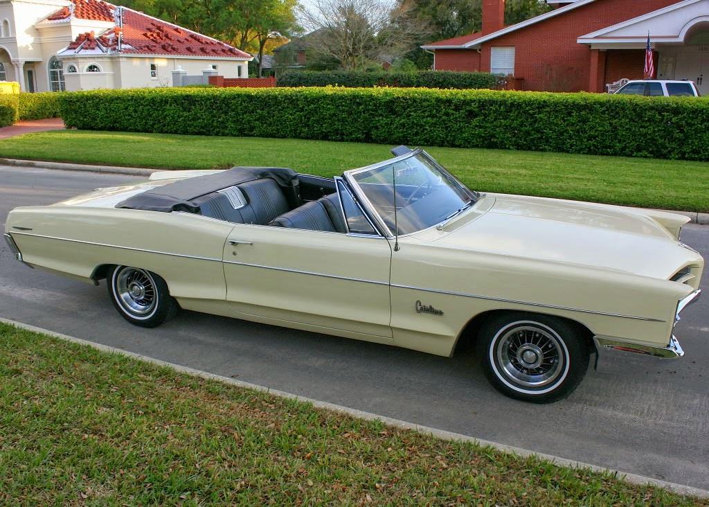 All American Classic Cars 1966 Pontiac Catalina 2 Door