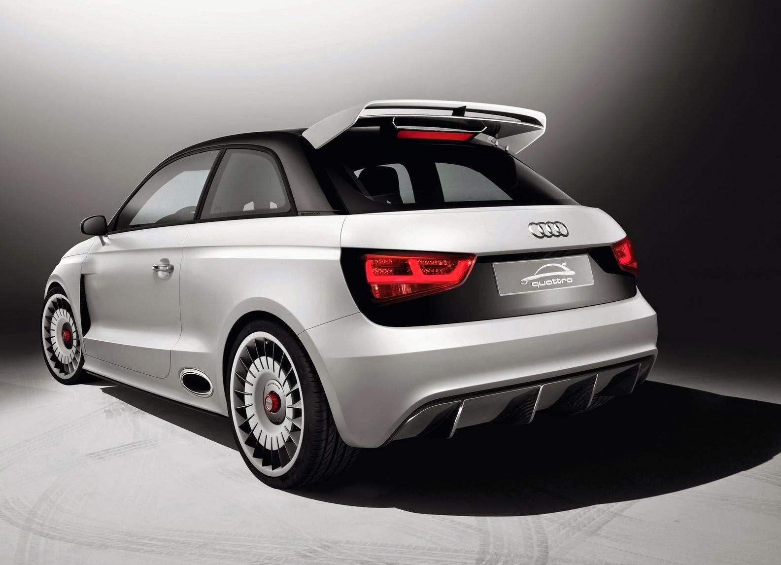 Audi A1 Clubsport Quattro Concept 2011 1080p Wallpaper