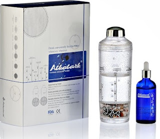 watersouce alkalark alkaline bottle