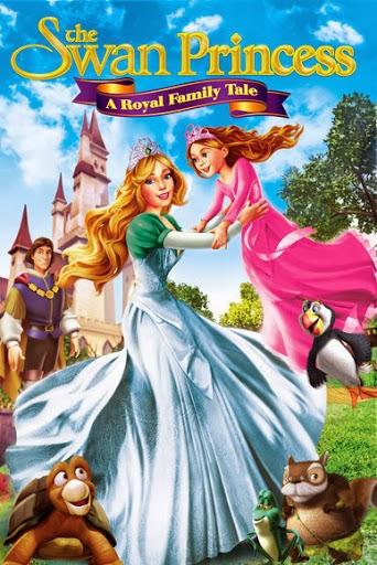 Ver La princesa Encantada: Un cuento de la familia real (2014) Online
