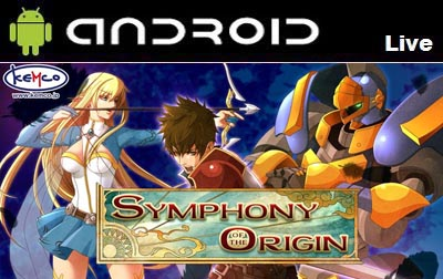 RPG Symphony of the Origin v.1.0.3g.APK Android