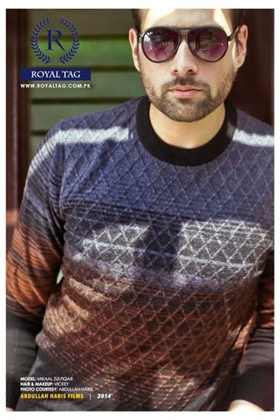 Royal Tag Winter Collection 2014-2015 for Men