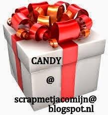 Verjaardagscandy tot 30-4 bij Jacomijn