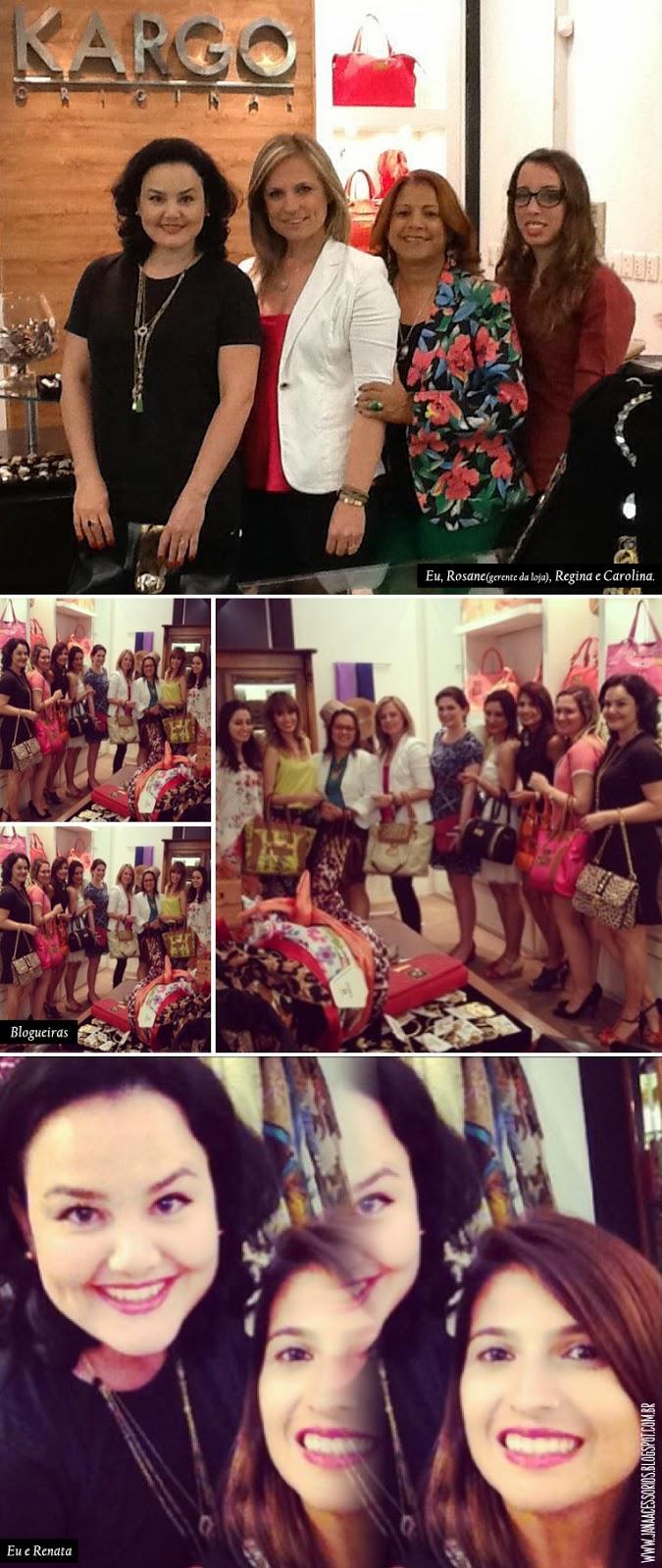 Kargo, Joinville, Blogueira, Bloggers