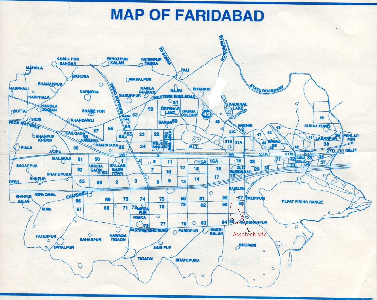 FARIDABAD BETTER INVESTMENT WHY AND HOW CONCEPT FOR REAL-ESTATE ...