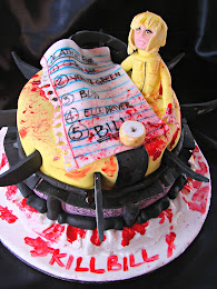 Torta Kill Bill