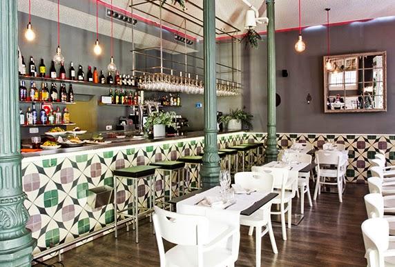 restaurante Amasia