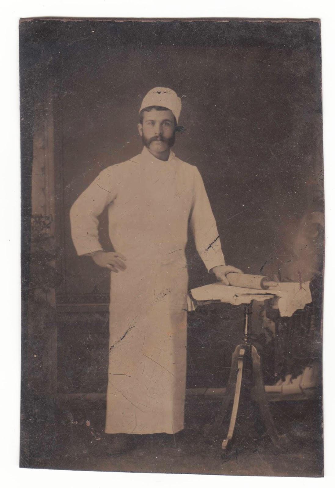 Chrome Island 19th Century Work Tintype Portraits