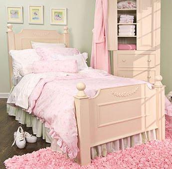 M veis antigos pintados decora o e inven o for Dormitorios vintage chic