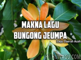 Bungong Jeumpa Aceh