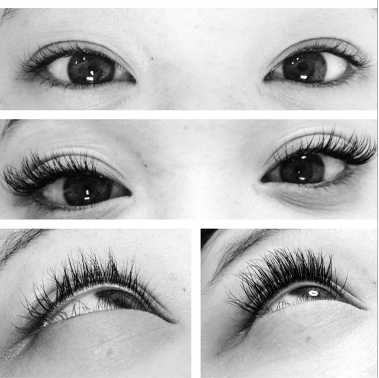 Dsk Steph Vanitypham Lash Extensions My Before After Photos