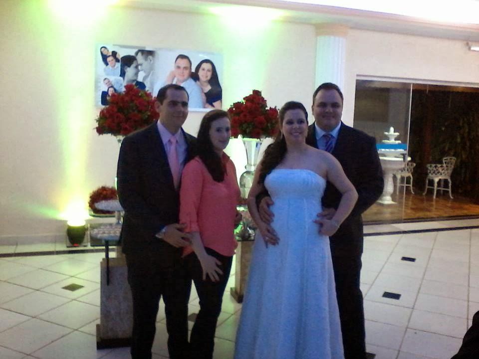 Geovana e Eduardo Casamento