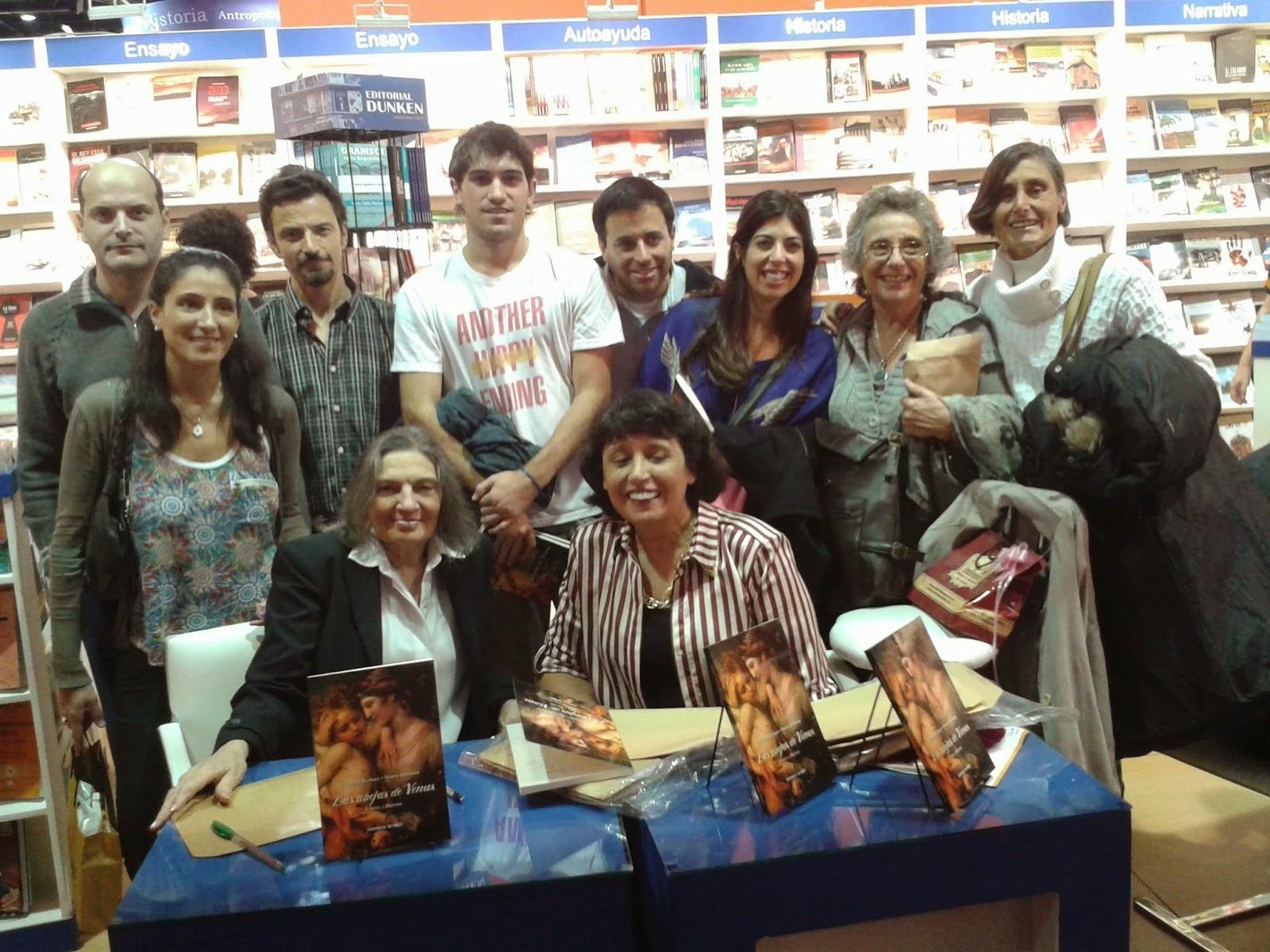 40 FERIA INTERNACIONAL DEL LIBRO DE BUENOS AIRES 2014