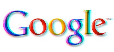 Logomarca da Google em 3D para promover novo projeto