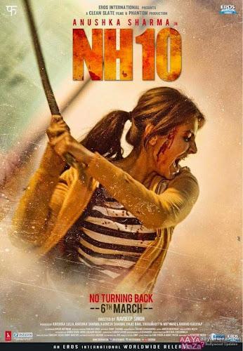 NH - 10 (2015) Movie Poster No. 1