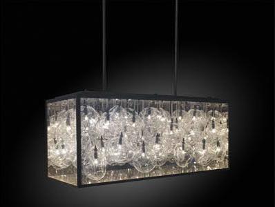 C mo limpiar pantallas de l mparas de acr lico vidrio o - Limpiar lamparas de cristal ...
