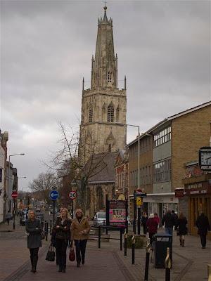 Iglesia de San Nicolás de Gloucester