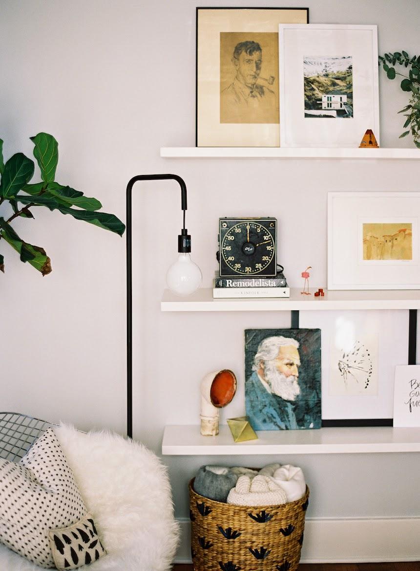Caroline Brewer Styling: Design*Sponge Interior Feature