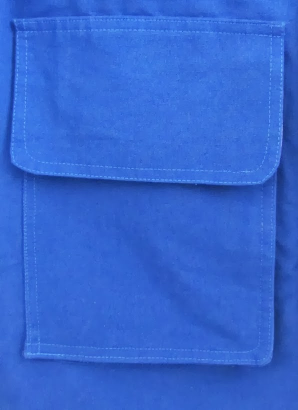 denim skirts and other stuff  tutorial  lined bellows pocket with flap