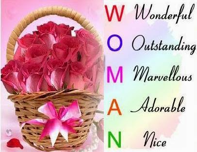 Send free women's day 2015 wishes and show your respect towards the women around the globe