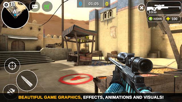 لعبة الإثارة Counter Attack Multiplayer unnamed+%2810%